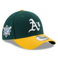 promo code 4ba1b 034ea Product Image Oakland Athletics New Era Jackie Robinson Day 39THIRTY Flex  Hat - Green