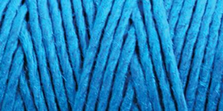 205-Feet Hemptique HS20-TURQ Hemp 20-Pound Cord Spool Turquoise