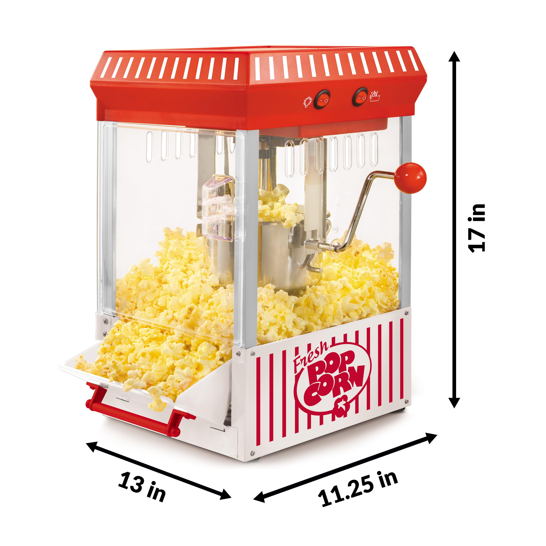 Popcorn Popper Machine Movie Theater Mall Kiosk Street Food Stand Lego Pieces