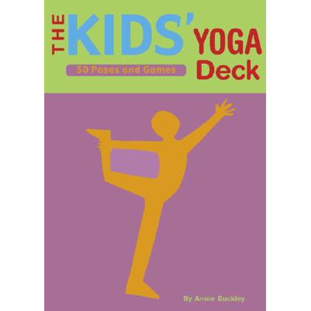 The Kids' Yoga Deck : 50 Poses and Games