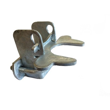 Kennel Gate Latch for Dog Kennels and Kennel Panels - 1-3/8