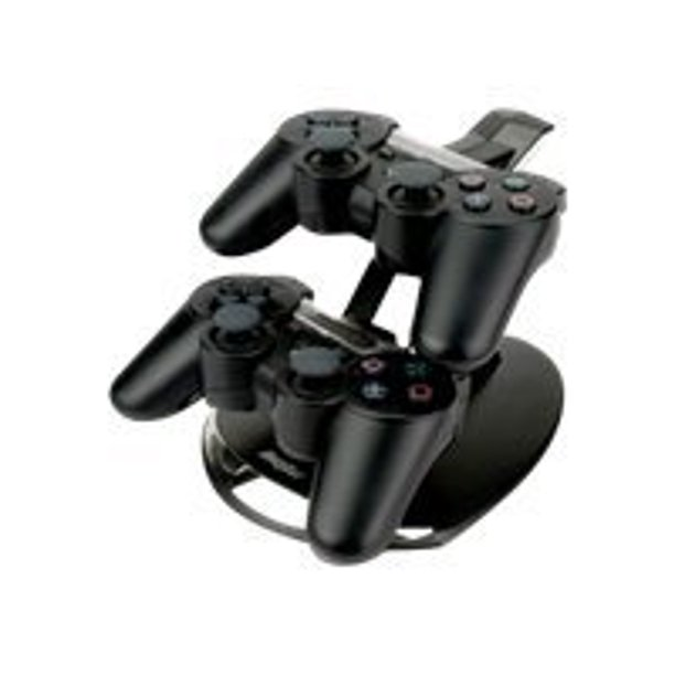 PDP Energizer Power & Play Charging System - Charging stand - for Sony DualShock 3; SIXAXIS
