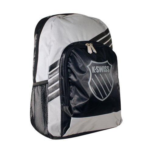 K-Swiss Unisex Sport Pop Backpack - Silver