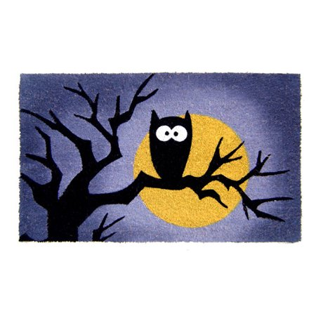Geo Crafts, Inc Halloween Owl Doormat - Halloween Math Ideas For Preschoolers