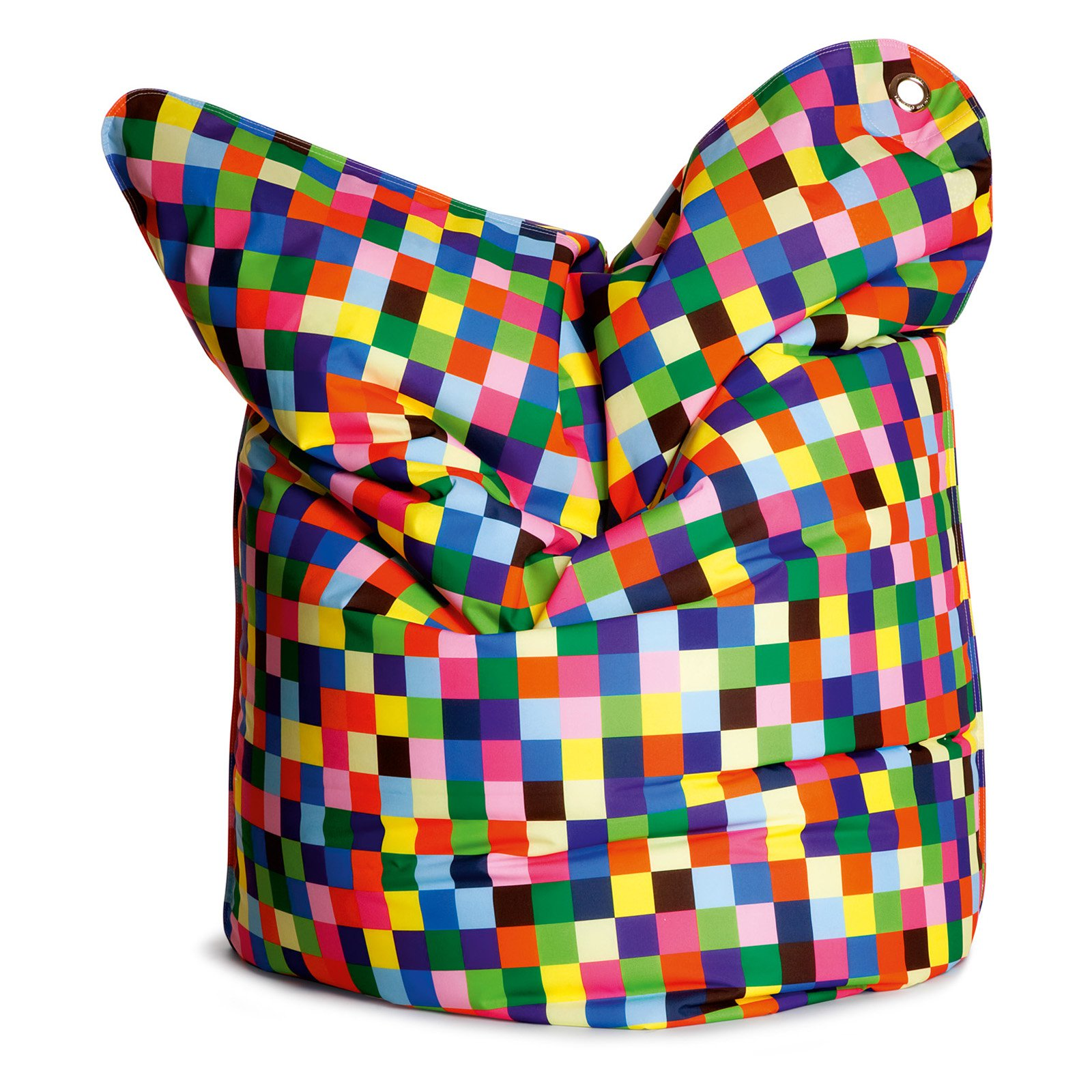 THE BULL Large Fashion Bean Bag Chair - Happy Pixels