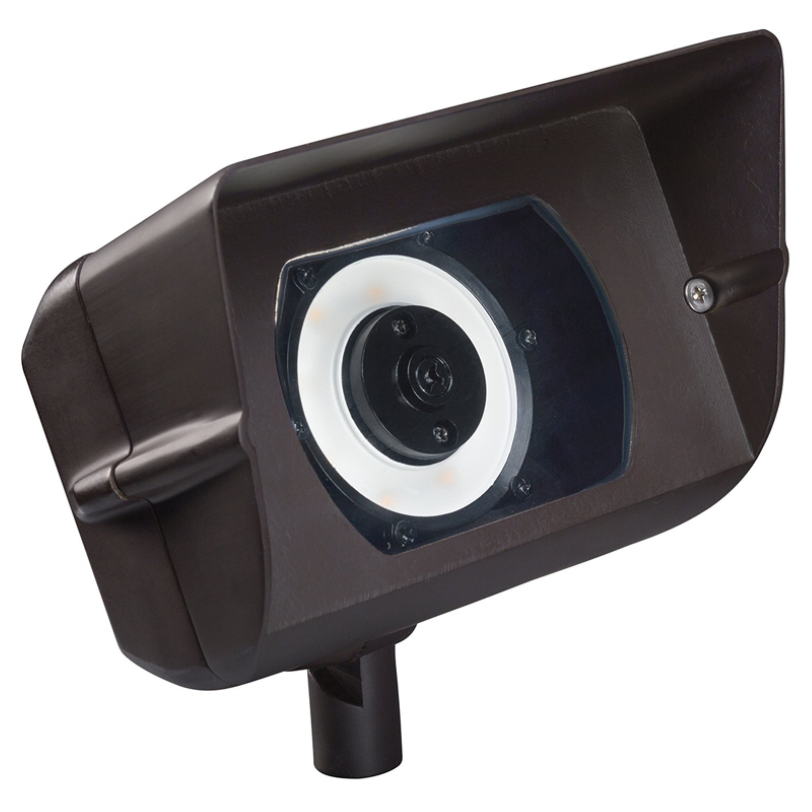 Kichler LED 16070BBR Outdoor Wall Wash Accent Light