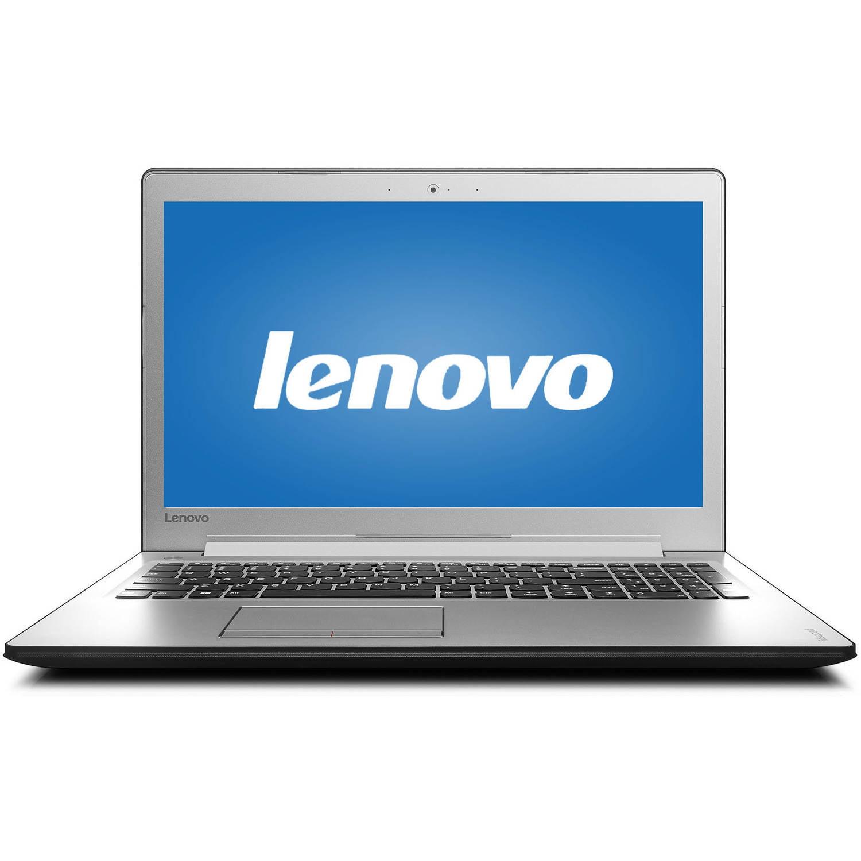 "Lenovo ideapad 510 15.6"" Laptop, Windows 10, Intel Core i7-7500U Processor, 8GB RAM, 256GB Solid State Drive by Lenovo"