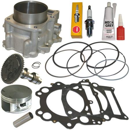 Buret Kit (Top Notch Parts Yamaha Raptor 660 660cc Standard Bore Cylinder Piston Camshaft Kit Set 01-05)