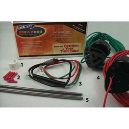 Bennett NMEA 2000 Indicator Kit