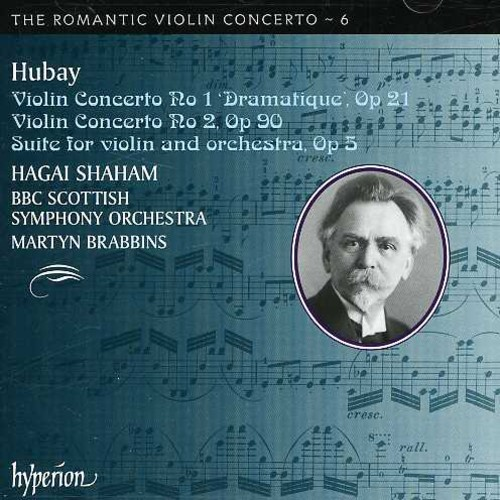 Suite for Violin & Orchestra by
