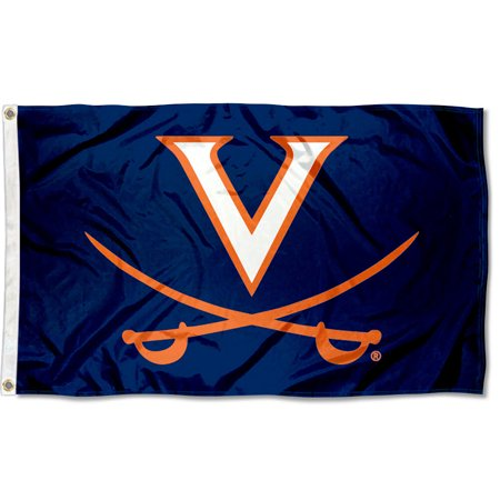 University of Virginia Cavaliers (Virginia Cavaliers Flag)