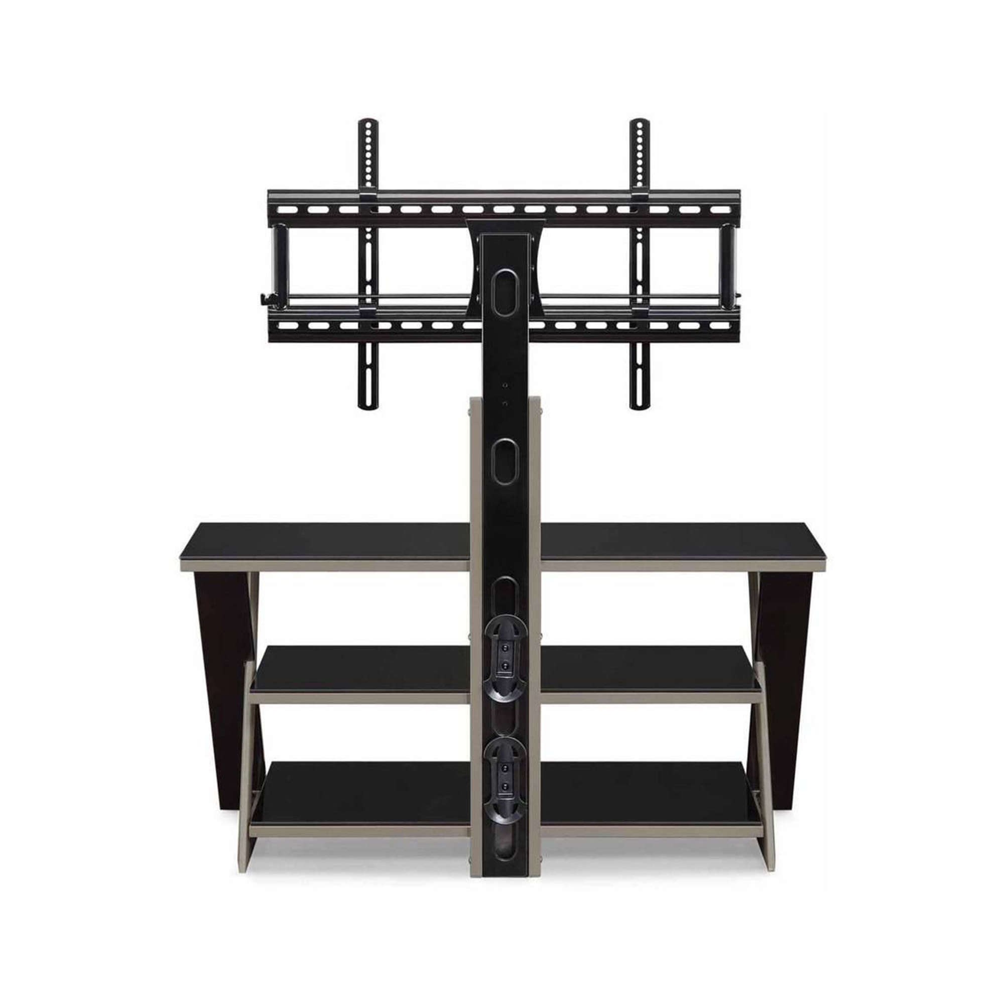 Whalen 3 In 1 Flat Panel Tv Stand For Tvs Up To 50 Best Tv Stands