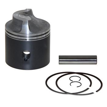 Vertex Piston Kit .030 Force 70-150 Chrysler 135/140 Bore Size 3.405 Bottom Guided Pro #: V5130 X-Ref #: 700-819005A10