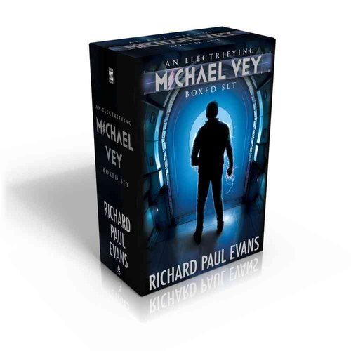 An Electrifying Michael Vey Boxed Set