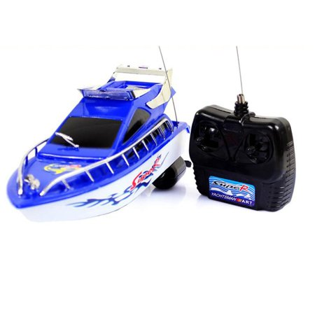 VENSE RC Super Mini Electric Remote Control High Speed Boat Ship Electric Boat Toys HOT New Upgraded on sale - image 1 of 9