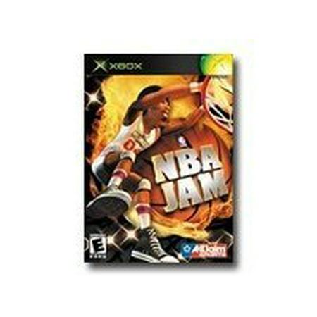 - NBA JAM - Xbox
