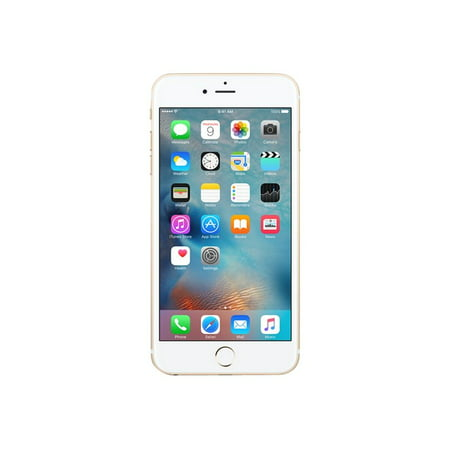 6s6 Led (Refurbished Apple iPhone 6s Plus 128GB, Gold - Unlocked)