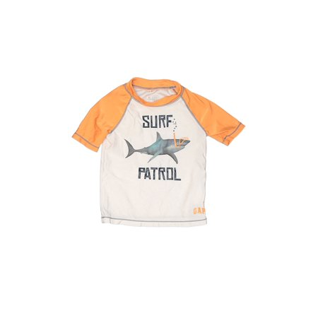 Pre-Owned Baby Gap Outlet Boy's Size 12-18 Mo Rash Guard