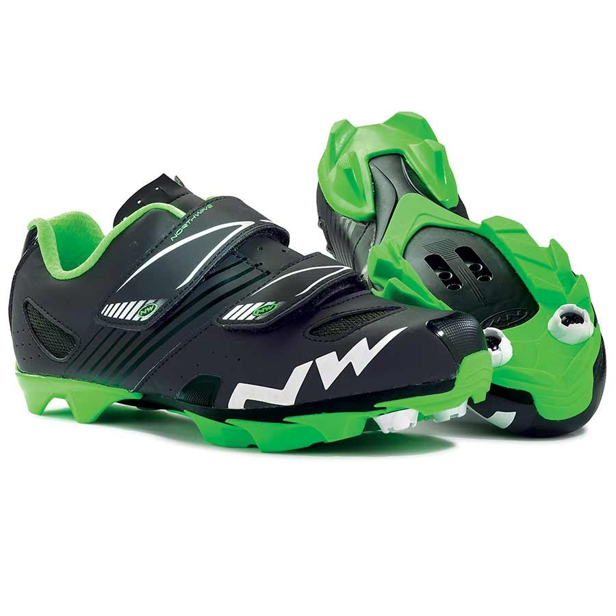 NORTHWAVE Junior MTB shoes HAMMER JUNIOR matt black