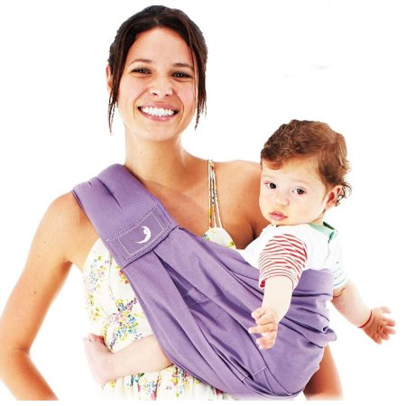 BABY SLING WRAP CARRIER for Newborns, Infants, & Toddlers Ergonomically-Designed Child Carriers The Perfect Baby Shower Gift