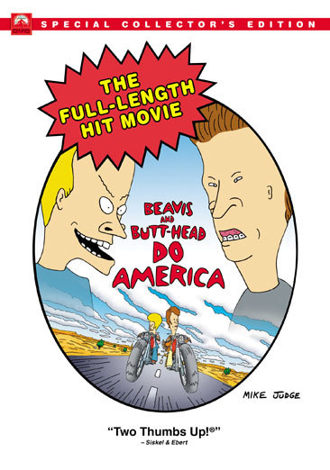 Beavis And Butt-Head Do America (Special Collector's Edition) (Widescreen) by Paramount