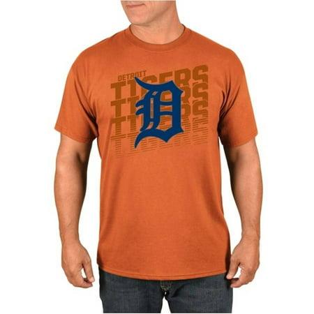 Mlb Detroit Tigers Mens Flash The Glove T Shirt