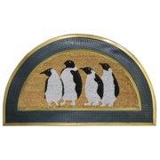 Imports Decor Penguins Doormat