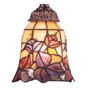 ELK Lighting Mix-N-Match 999-17 Floral Tiffany Glass Shade