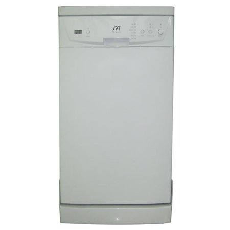 18 in. Portable Dishwasher - White