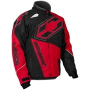 Castle X Launch G4 Mens Snowmobile Jacket Red