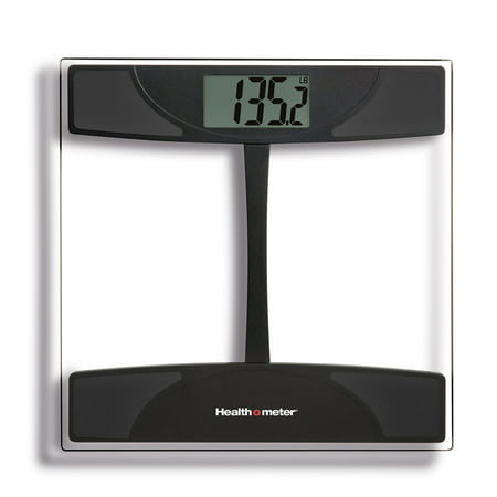 Health O Meter Digital Weight Tracking Scale with Tempered Glass Platform (HDM651DQ-63)