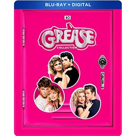 The Grease Collection (40th Anniversary Edition) (Blu-ray + Digital) - Grease Movie Outfits