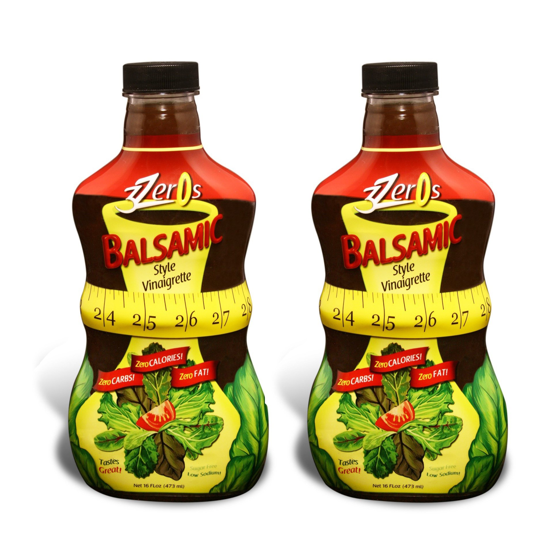 Image of 3 Zeros Calorie Free Dressing Balsamic, 2pack
