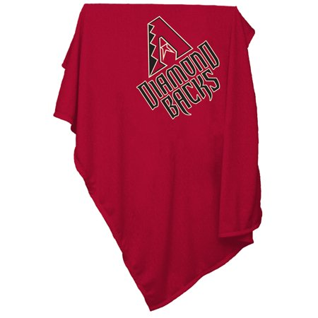 "Arizona Diamondbacks Official MLB 84""x54"" Sweatshirt Blanket by Logo 502746 by"