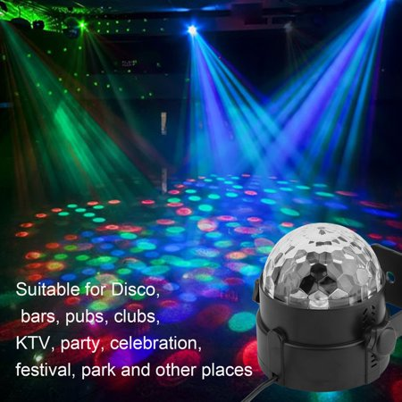 2pcs gleam mini rgb disco stage light lightweight led magic ball 2pcs gleam mini rgb disco stage light lightweight led magic ball crystal effect lamp colorful party aloadofball Images