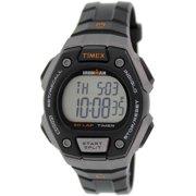 Men's Timex Fullsize Ironman Classic 30 Black Resin Digital Watch T5K821