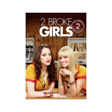 2 Broke Girls: The Complete Second Season (DVD)