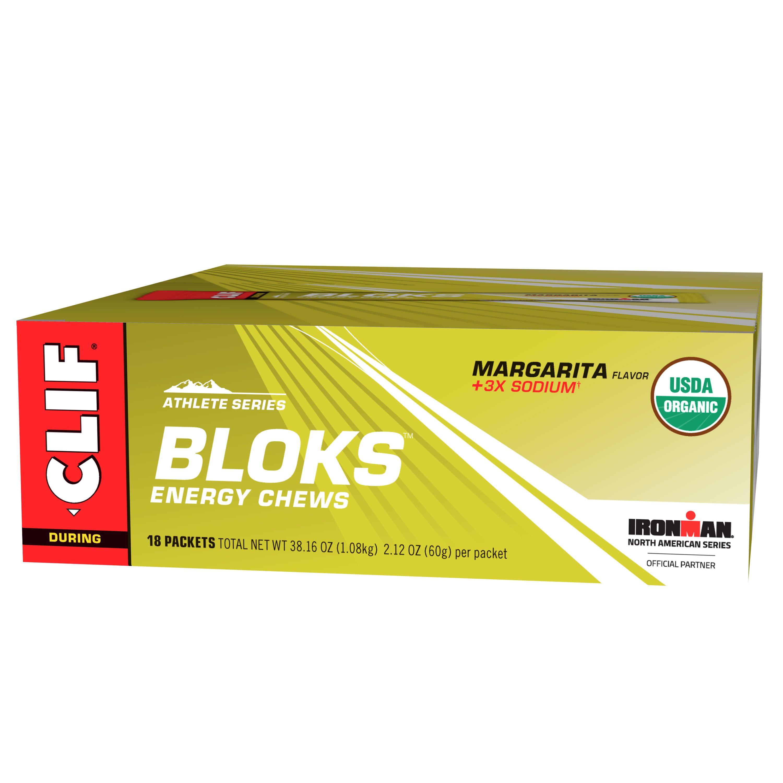 CLIF Bloks Energy Chews, Margarita, 18 Ct