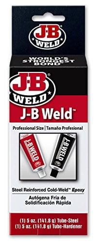 TRADE PACK 2 x JB Weld Original Cold Weld Formula Steel Reinforced Epoxy