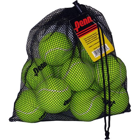 Penn Pressureless Tennis Ball Pack  12 Balls