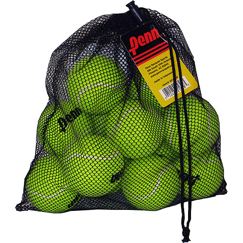 Penn Pressureless Tennis Ball Pack (12 balls)