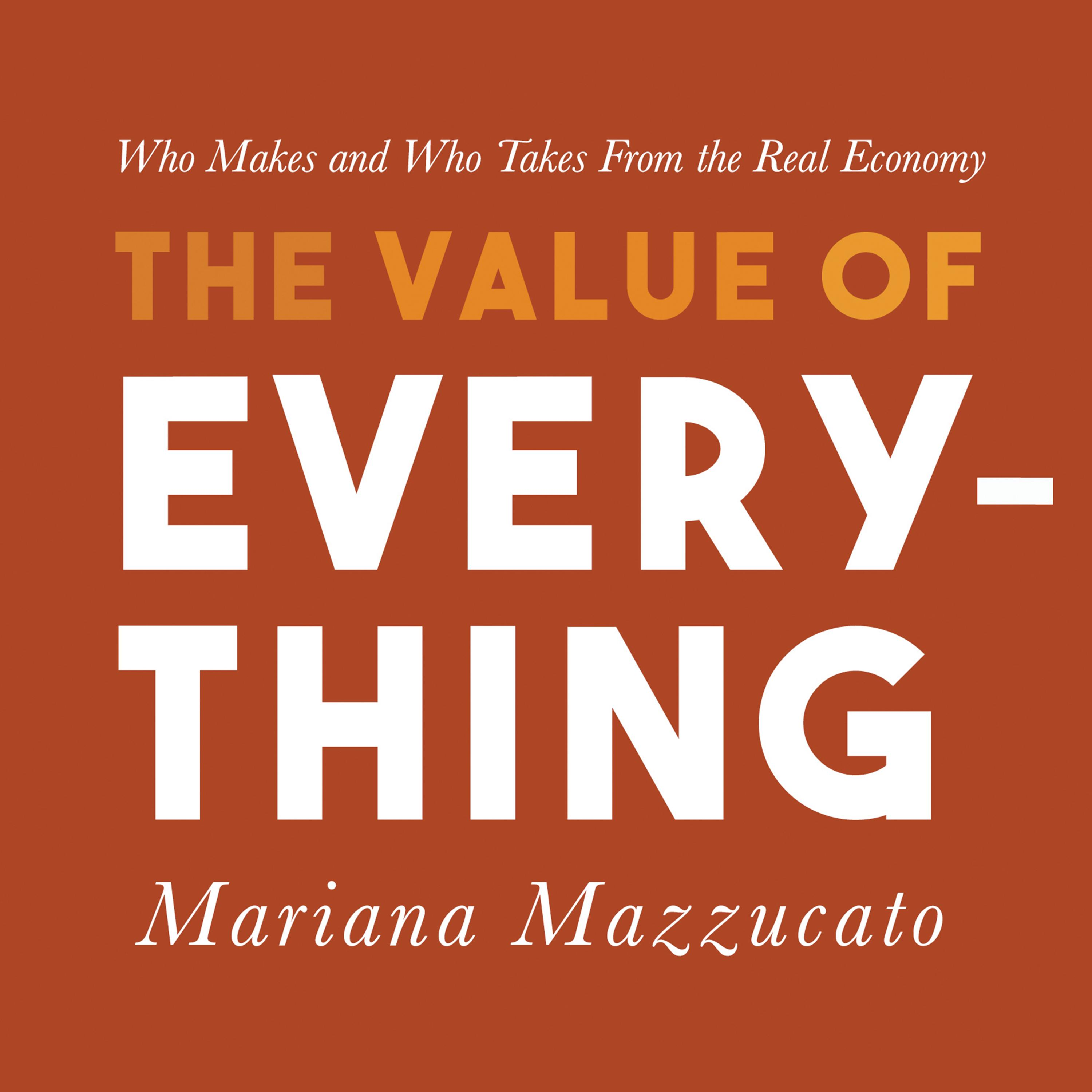 The Value of Everything (Audiobook)