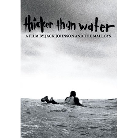 Jack Johnson: Thicker Than Water (DVD)