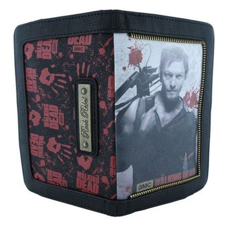 Daryl Dixon Crossbow (The Walking Dead Daryl Dixon Crossbow Wallet (Number of Pieces per case:)