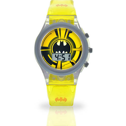 Batman Watch with Light Up Watch Band