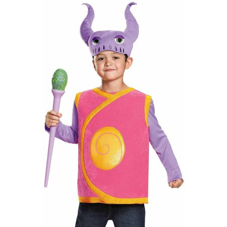 DreamWorks Home Captain Smek Child Halloween - Captain Smek