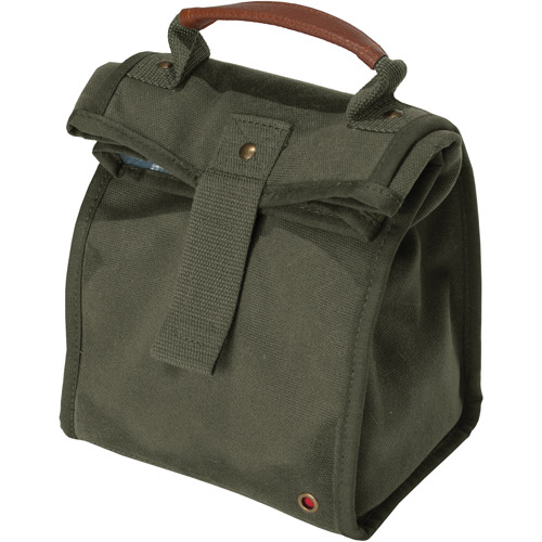 Igloo Regiment Lunch Sack Duo, Olive