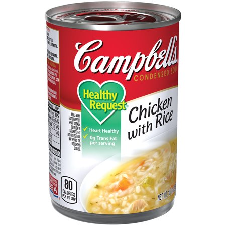 Campbell's Soup Chicken with Rice, 10.5 OZ