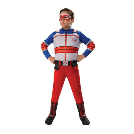 Henry Danger Child Costume - Large - Costumes For Large Groups