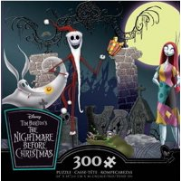 Ceaco - Disney - The Nightmare Before Christmas - Santa Jack - 300 Piece Jigsaw Puzzle